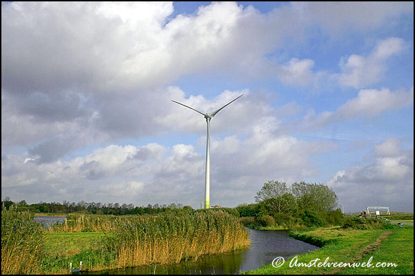 Windmolen Amstelvogel