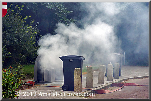 containerbrand Amstelveen
