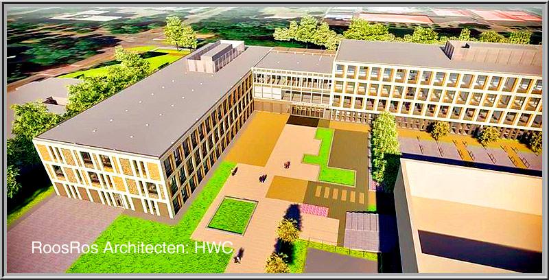 Nieuws: Nieuwbouw-van-het Hermann-Wesselink-College-op-1 ...
